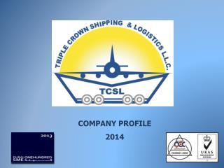 COMPANY  PROFILE 2014