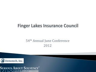Finger Lakes Insurance Council