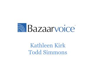 Kathleen Kirk Todd Simmons