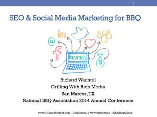 SEO & Social Media Marketing for BBQ