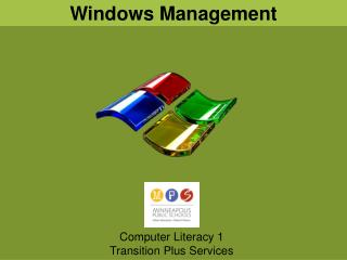 Windows Management