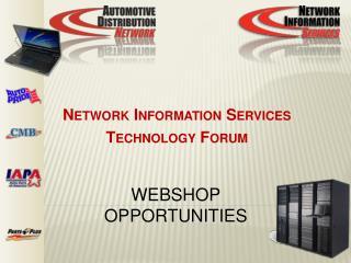 Webshop Opportunities
