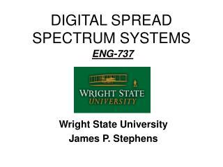 digital spread spectrum systems