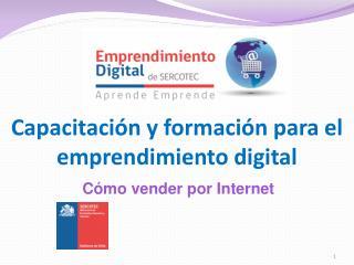 Capacitación y formación para el emprendimiento digital