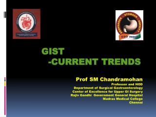 GIST   	-Current Trends