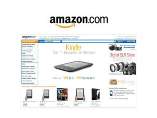 Amazon�s B2B offerings