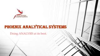 Phoenix Analytical Systems