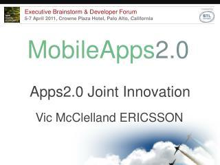 Vic McClelland ERICSSON