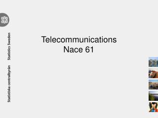 Telecommunications  Nace  61