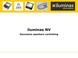 iluminas  NV Duurzame openbare verlichting