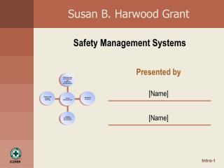 Susan B. Harwood Grant