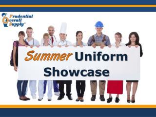 Summer Uniform Showcase