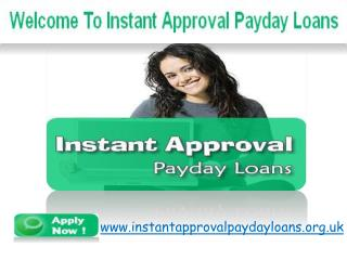 Get Financial Relief on Same Day for Those Who Need Instant