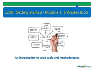LEAN: Getting Started - Module 1: 8 Wastes & 5S