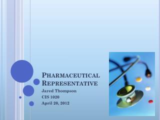 Pharmaceutical Representative