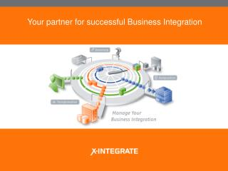 Your  partner for successful Business Integration