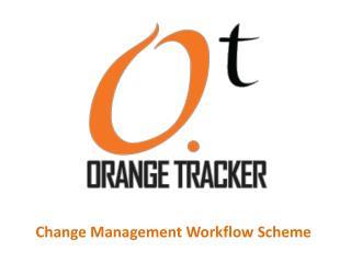 Change Management Workflow Scheme