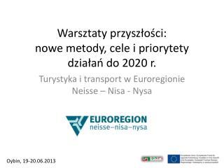 Warsztaty przyszłości: nowe metody, cele i priorytety działań do 2020 r.