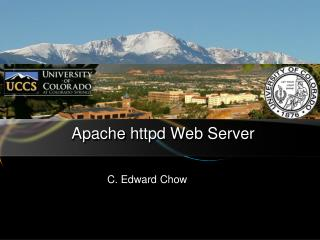 apache httpd web server
