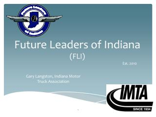 Future Leaders of Indiana  (FLI)