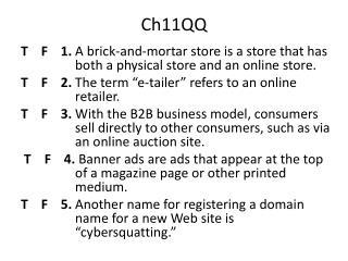 Ch11QQ
