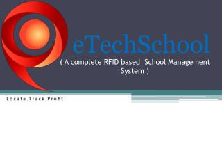 ( A complete RFID based  School Management System )