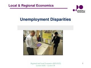 Unemployment Disparities