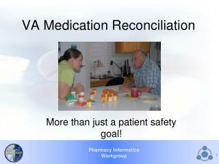 VA Medication Reconciliation