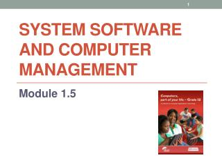 System software and computer management
