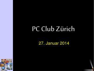 PC Club Zürich