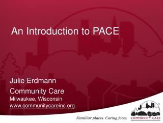 An Introduction to PACE
