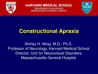 apraxia