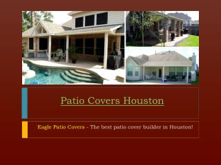Patio Covers Houston Texas