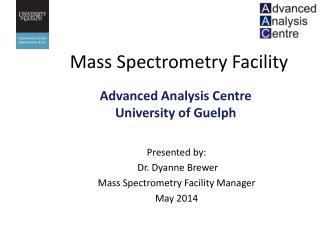 Mass Spectrometry Facility