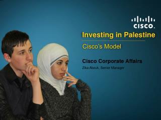 Investing in Palestine