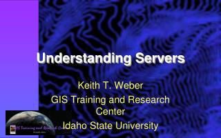 Understanding Servers