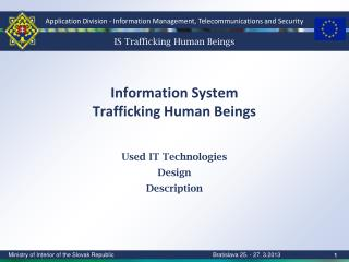Information System Trafficking Human Beings