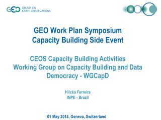 01 May 2014, Geneva, Switzerland