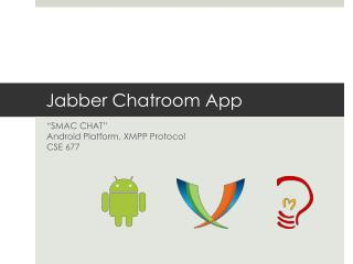 Jabber  Chatroom  App