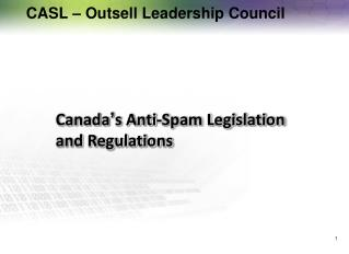 CASL – Outsell Leadership Council