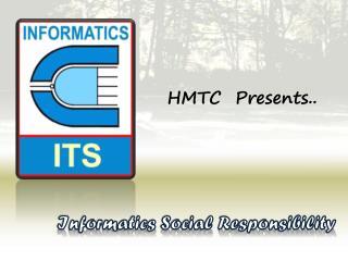 HMTC  Presents..