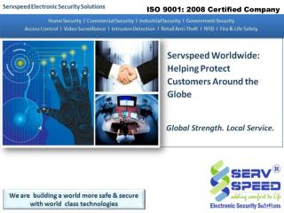 ISO 9001: 2008 Certified Company