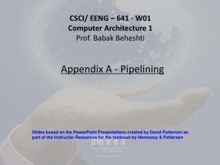 Appendix A - Pipelining