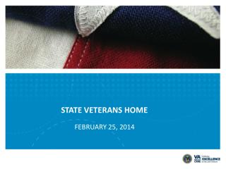 STATE VETERANS HOME