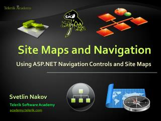 Site Maps and Navigation