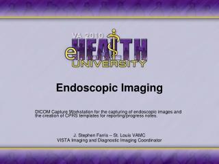 Endoscopic Imaging