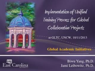 Global Academic Initiatives