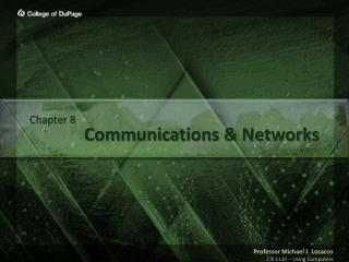 Communications & Networks