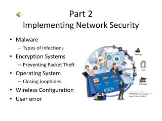 Part 2 Implementing Network Security
