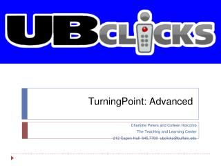 TurningPoint : Advanced